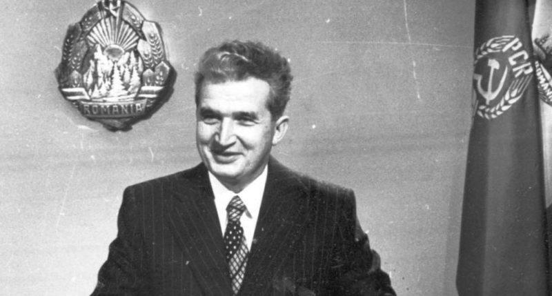 Ceausescu, Útskúfað úr sæluríkinu