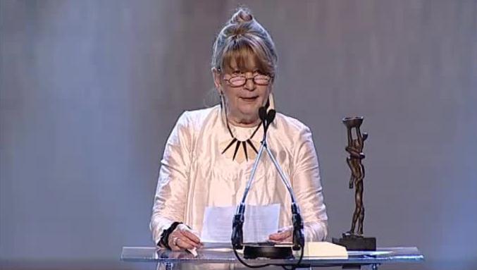 Kristín Jóhannesdóttir, Á hjara veraldar